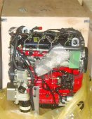Двигатель дизельный Каменс